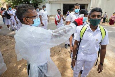 В Шри Ланка: Нарушаваш мерките срещу COVID - отиваш в затвор