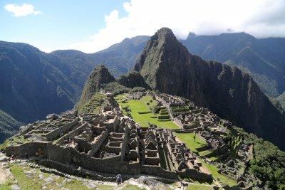 Отвориха Мачу Пикчу за един турист