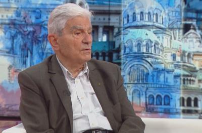 Акад. Петрунов: Ако не спазваме мерките, нещата ще бъдат безконтролни след около месец