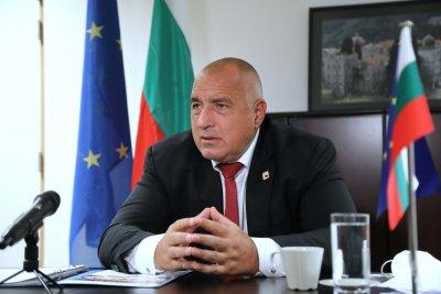 Бойко Борисов към лекарите: Вие сте най-важната опора за хората в момента