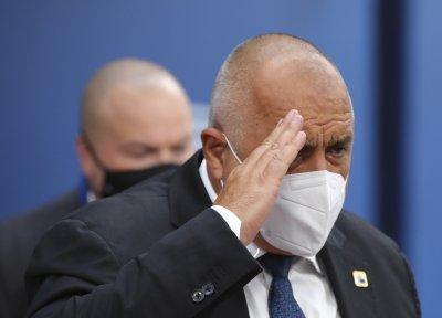 Борисов пристигна в Брюксел за заседанието на Европейския съвет