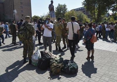 Нова ескалация на напрежението в Нагорни Карабах