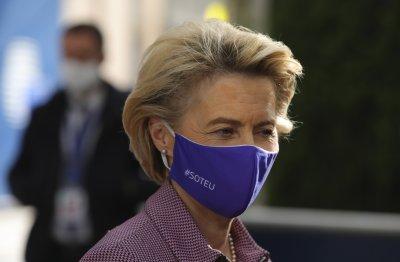 Фон дер Лайен напусна срещата на върха в Брюксел - била контактна на заразен с COVID-19