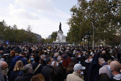 Франция има намерение да експулсира 231 чужденци заради предполагаеми екстремистки религиозни убеждения