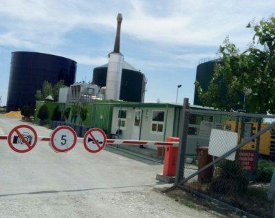 Спират дейността на биоцентралата в с. Труд