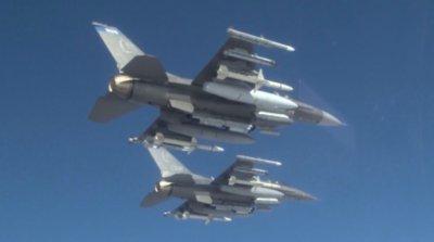 САЩ ни препоръчват да закупим пълна ескадрила F-16
