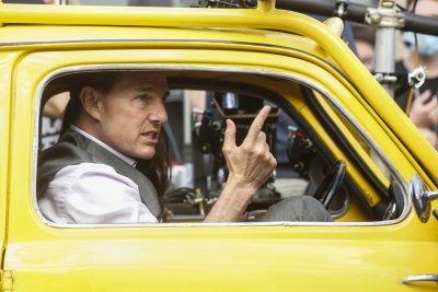 """Том Круз снима нова част от """"Мисията невъзможна"""" в Рим (СНИМКИ)"""