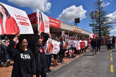 В Нова Зеландия се провеждат парламентарни избори