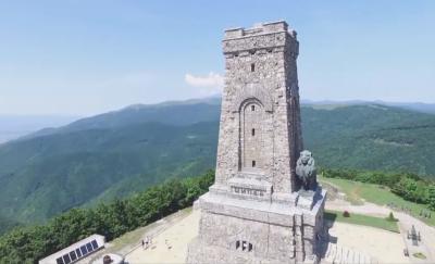 Започна обследването за реставрацията на паметника на връх Шипка