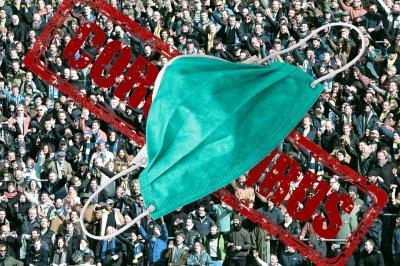 Словения въведе вечерен час, Ирландия - пълна карантина