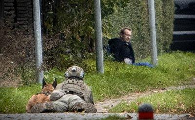 Неуспешно бягство от затвора в Дания