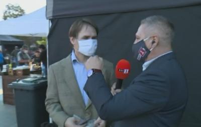 В Русе вече има санкционирани за неносене на маски