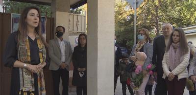 Посолството на Азербайджан у нас отдаде почит към загиналите след изстреляна от Армения балистична ракета