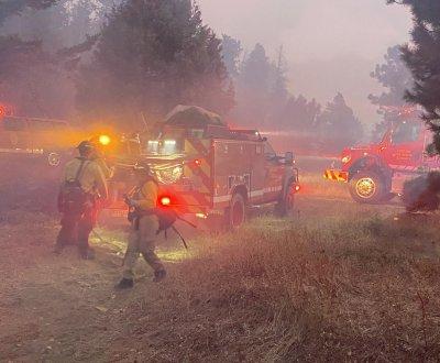 Огнена стихия: Бушува най-големият пожар в историята на Колорадо