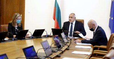 """Борисов: Правителството е направило всичко необходимо в подкрепа на инициативата """"Три морета"""""""