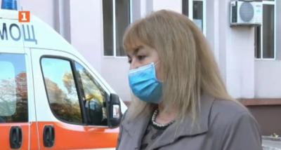 Подобрява се състоянието на мъжа с COVID-19 от Димитровград, на когото отказаха прием в болница