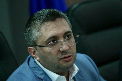 Зам.-министърът на регионалното развитие Николай Нанков е с коронавирус