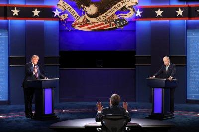 63 млн. души са гледали дебата между Тръмп и Байдън