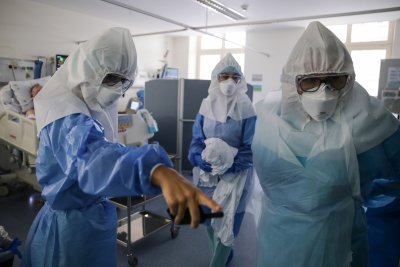 ЕС дава 220 млн. евро за трансграничен трансфер на пациенти с COVID-19