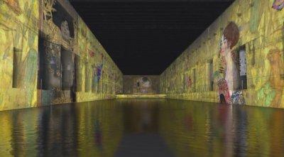 Превърнаха база за подводници в център за дигитално изкуство