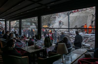 22 са жертвите на земетресението в Егейско море
