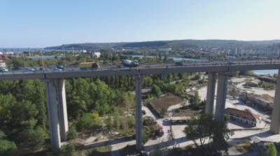 Доклад констатира лошо състояние на Аспаруховия мост