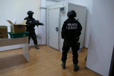 "Двама високопоставени служители на ГДБОП са наказани заради грешния адрес в ""Левски Г"""