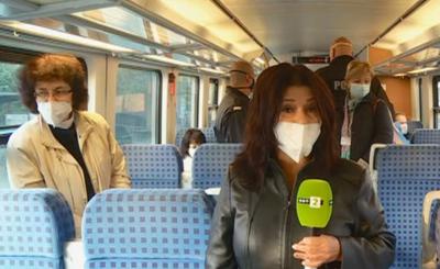 Спазват ли се мерките във влаковете