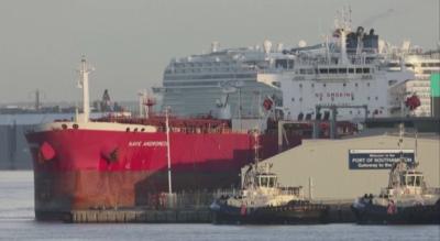 Британски спецчасти осуетиха опит за отвличане на гръцки танкер