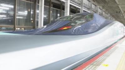 Скоростен влак в Япония достига 382 км/ч