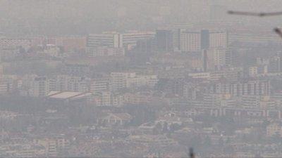 Плашеща статистика: Най-големият замърсител на въздуха в София е прахът от почвата