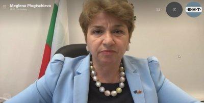 Меглена Плугчиева за Черна гора след изборите: Ситуацията е много сложна