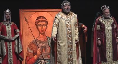 Със зрелищна възстановка пресъздадоха въстанието на Асеневци