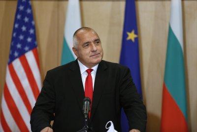 Започна участието на Борисов в онлайн срещата на Европейския съвет
