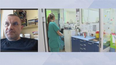 Признание от най-високо ниво за кардиологията на Александровска болница