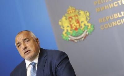 От правителствената пресслужба: Борисов работи, не се налага да го заместват