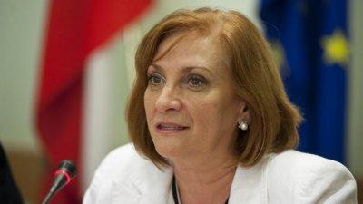 Българският евродепутат Искра Михайлова е с коронавирус