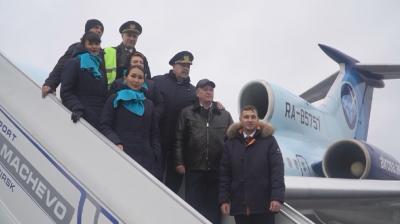 Русия се сбогува с Ту-154: Днес беше последният граждански полет