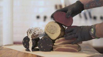 Месарски магазин без месо отвори врати в Лондон