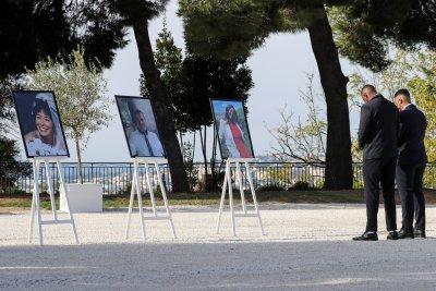 Националното възпоменание за жертвите на атентата в Ница