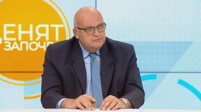 Д-р Брънзалов: Да се прави бързо тестване с антигенен тест, а PCR - само при неясноти в диагностицирането
