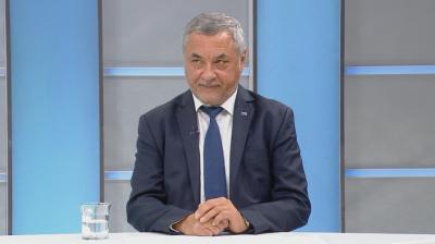 Валери Симеонов: Критиките към разходната част на Бюджет 2021 са безотговорни