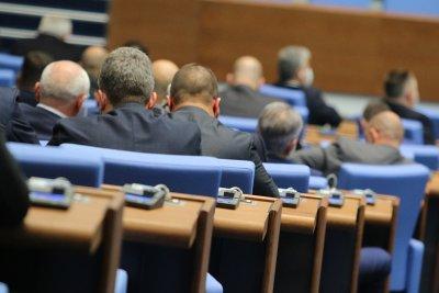 На първо четене: Без сериозна опозиция бюджетните закони бяха гласувани
