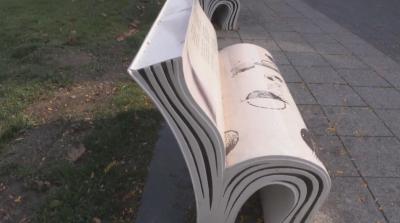 Пейките книги в Бургас, които станаха известни в цял свят