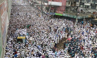 Антифренски протести в Индонезия и Бангладеш