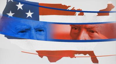 Разделителната линия COVID-19: Как Тръмп и Байдън подходиха към вируса