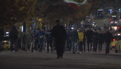 И тази вечер протести в София