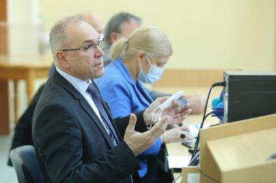 Шефът на Александровска болница не е разписал оставките на екипа на Клиниката по трансплантации