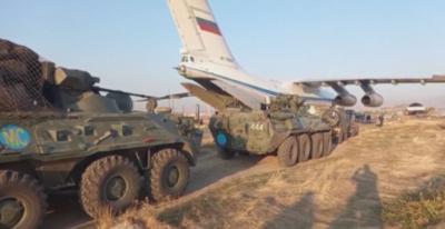След примирието: Протести в Армения, руските сили заемат позиции в Нагорни Карабах