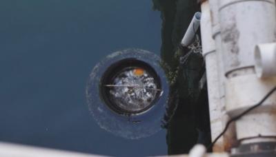 Сърфисти изобретиха морско кошче за отпадъци